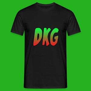 Black DKG Shirt - Mannen T-shirt