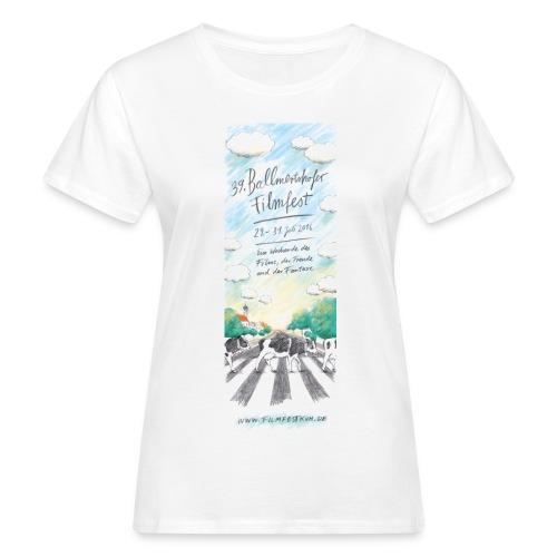 Frauen Bio-T-Shirt 2016 - Frauen Bio-T-Shirt
