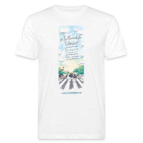 Männer Bio-T-Shirt 2016 - Männer Bio-T-Shirt
