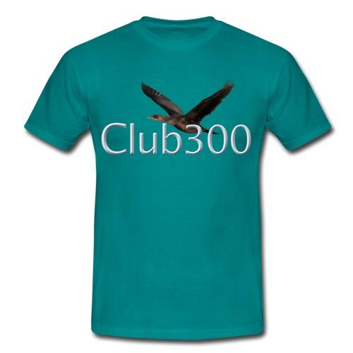 T-Shirt Zwergscharbe - Männer T-Shirt
