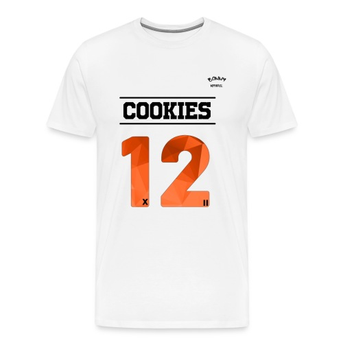 Cookies 12 Orange - Men's Premium T-Shirt