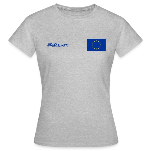 Womens EU Leavers T Shirt  - Women's T-Shirt