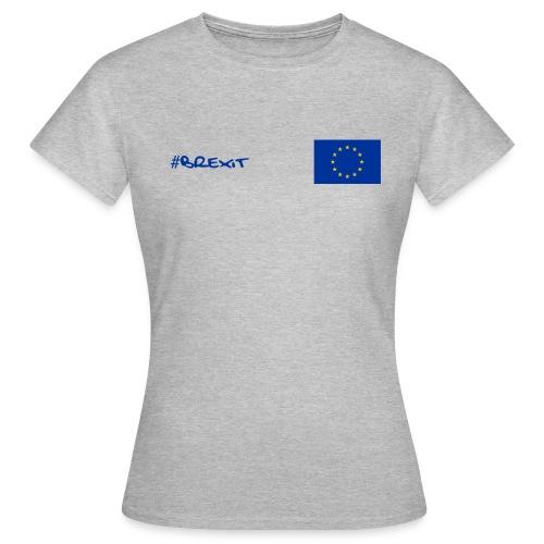 Womens EU Leavers T Shirt  - Women's T-Shirt