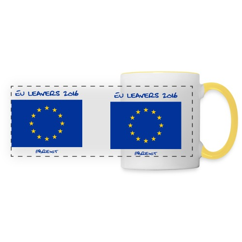 EU Mug one Side  - Panoramic Mug