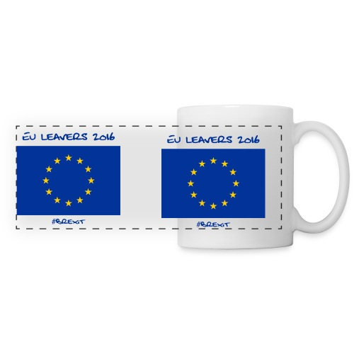 EU Mug complete - White - Panoramic Mug