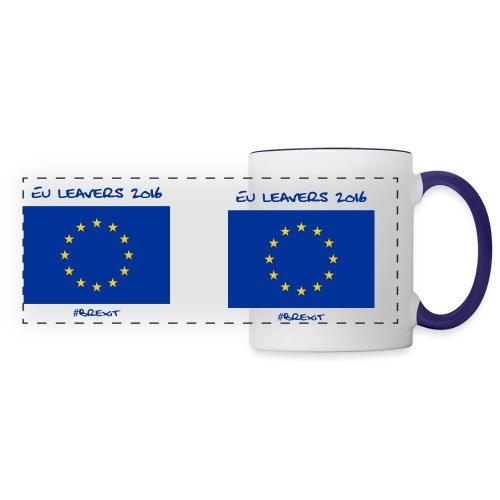 EU Mug complete - Blue - Panoramic Mug