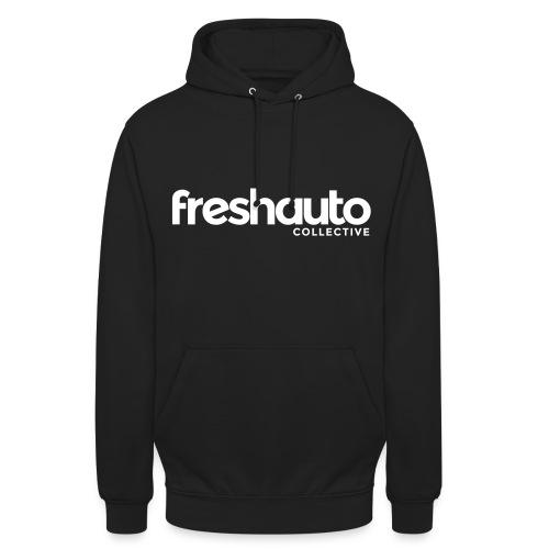 Fresh Auto Pullover - Unisex Hoodie