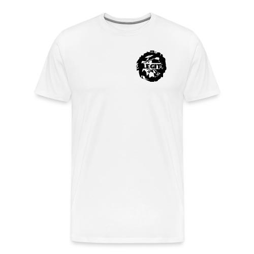 〓LΣGIƬ〓┋▌Shirt  ▌Legit ┋Weiss┋ - Männer Premium T-Shirt