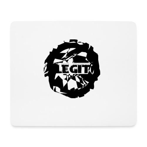 〓LΣGIƬ〓┋▌Mousepad  ▌Legit ┋Weiss┋ - Mousepad (Querformat)