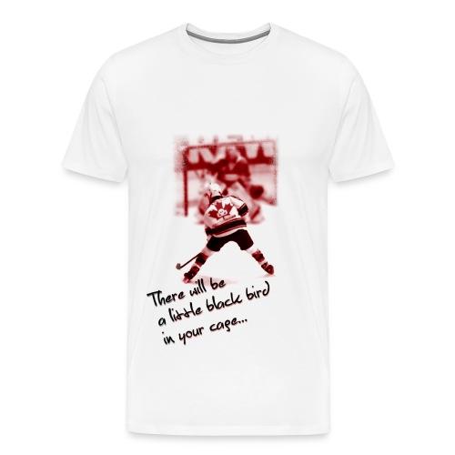 T-SHIRT LITTLE BACK BIRD - Männer Premium T-Shirt