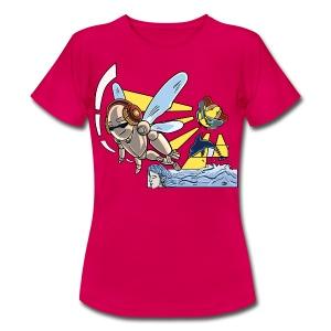 Summer buzz - Vrouwen T-shirt