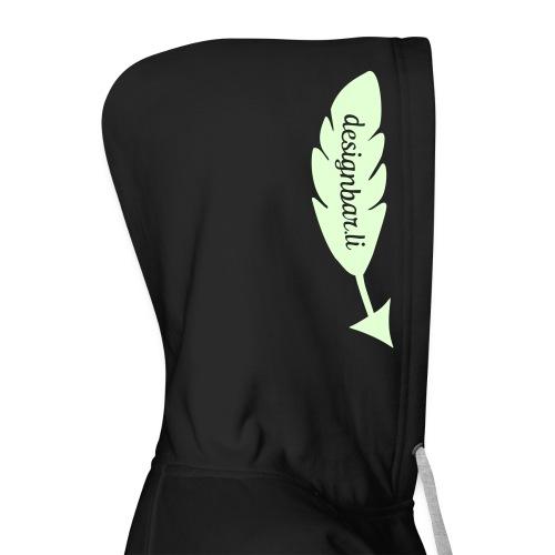 designbar.hoodyjacked_premium_leuchtend - Women's Premium Hooded Jacket