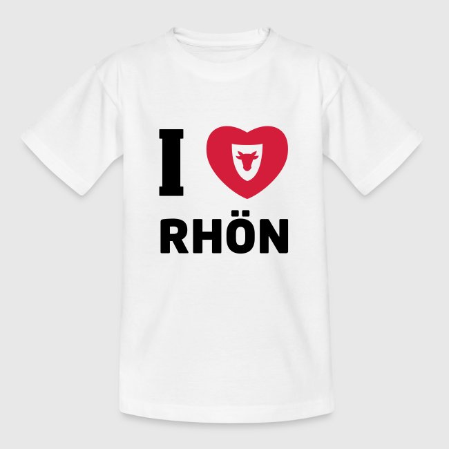 T-Shirt Kinder … I Love Rhön