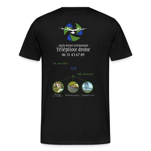 teeshirt homme ,  Faites de la PUB ! - T-shirt Premium Homme
