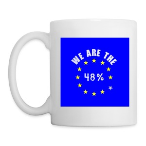 We are the 48% Mug - Mug