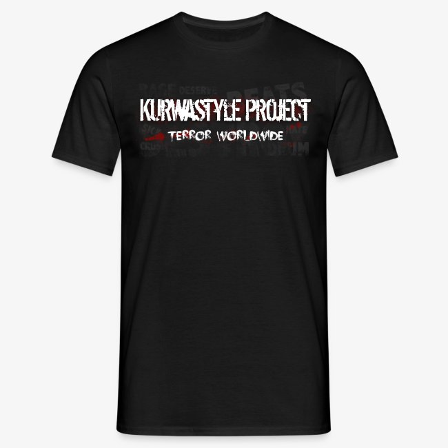 Kurwastyle Project 2016 T-Shirt