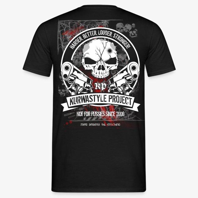 Kurwastyle Project 2016 T-Shirt