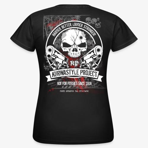 Kurwastyle Project 2016 Women's T-Shirt - Women's T-Shirt
