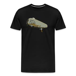 CHROMELESSAPPAREL // I.R.W.T. - Männer Premium T-Shirt