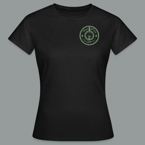 Tischa för töser. - T-shirt dam