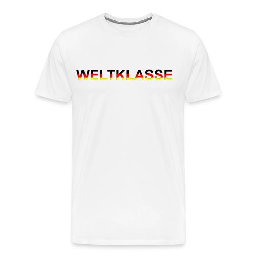 Weltklasse - Männer Premium T-Shirt