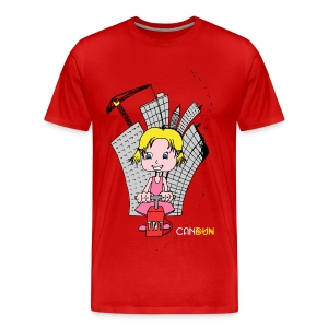 Boom Girl Tee - Men's Premium T-Shirt