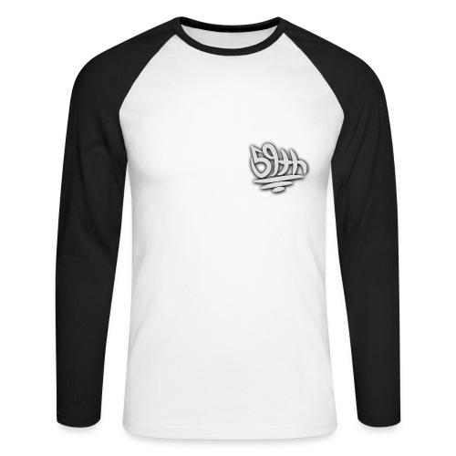 59th Signature Baseball Tee - Men's Long Sleeve Baseball T-Shirt