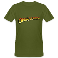 T-Shirts ~ Men's Organic T-shirt ~ Overlander