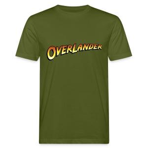 Overlander - Økologisk T-skjorte for menn