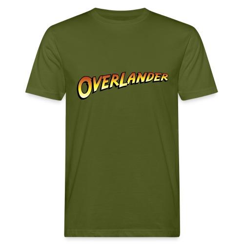 Overlander - Men's Organic T-Shirt