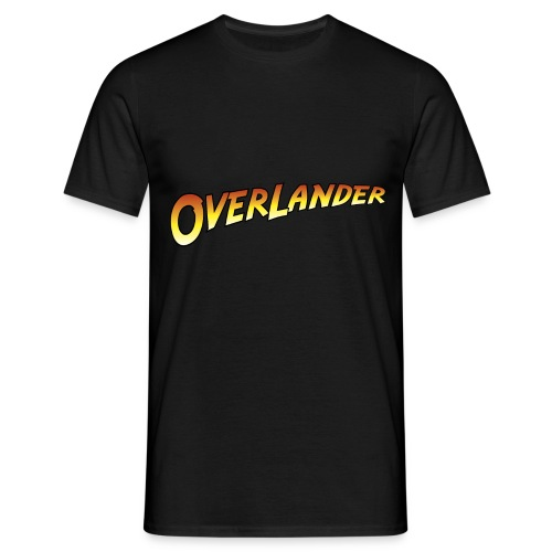 Overlander - T-skjorte for menn