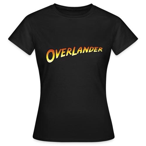 Overlander - T-skjorte for kvinner