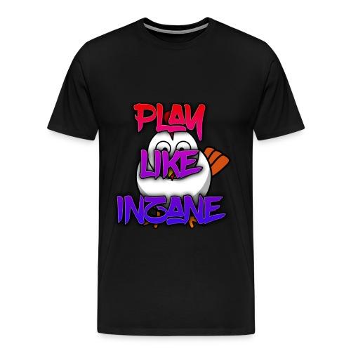 Inzane - Premium-T-shirt herr