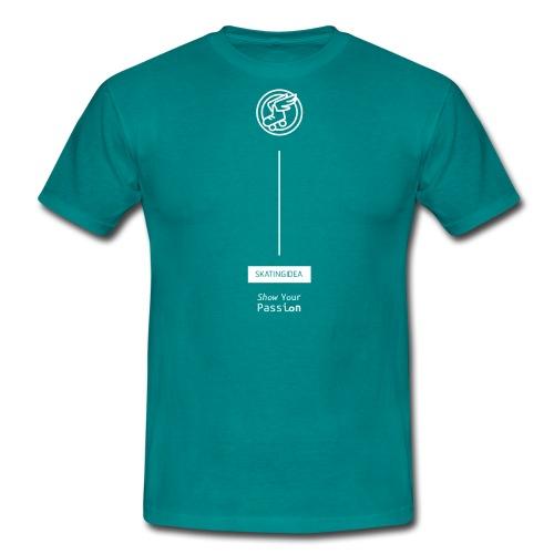 T-shirt Color - Uomo - Maglietta da uomo