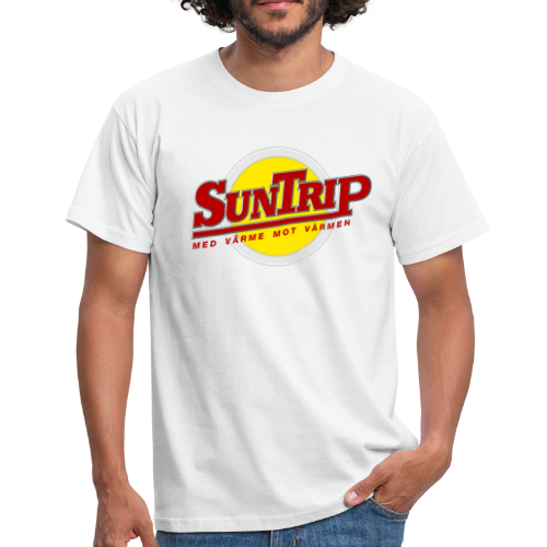 T-shirt, SunTrip - T-shirt herr
