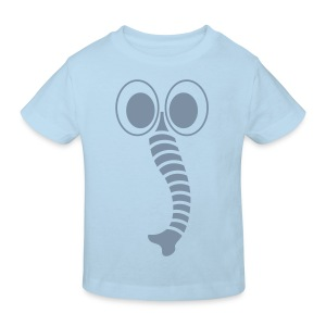 Elefant - Kinder Bio-T-Shirt