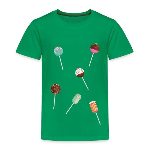 Funny Cake Pops - Kinder Premium T-Shirt