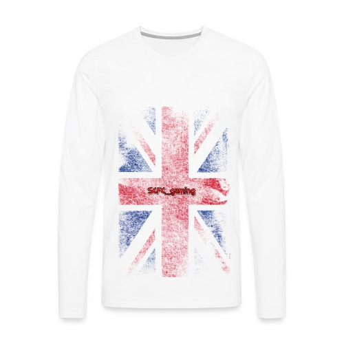 scfc union jack  - Men's Premium Longsleeve Shirt