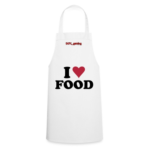 i love food - Cooking Apron