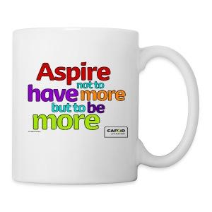 Aspire Mug - Mug