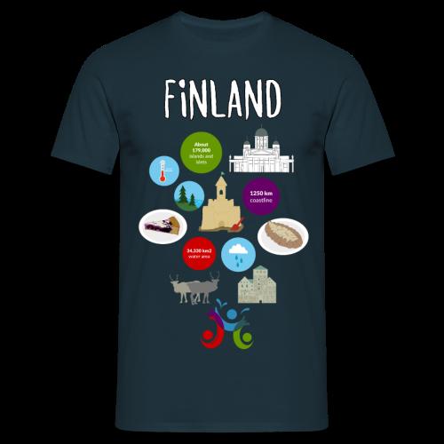 Finland - Men's T-Shirt