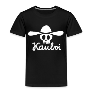 Kinder-Shirt Kauboi - Kinder Premium T-Shirt