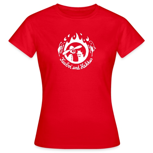 Lady-Shirt Ring of Fire - Frauen T-Shirt