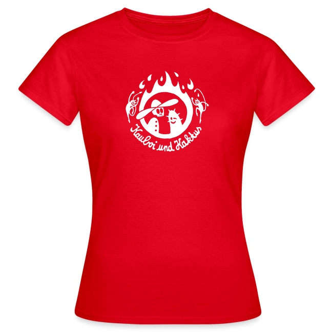 Lady-Shirt Ring of Fire