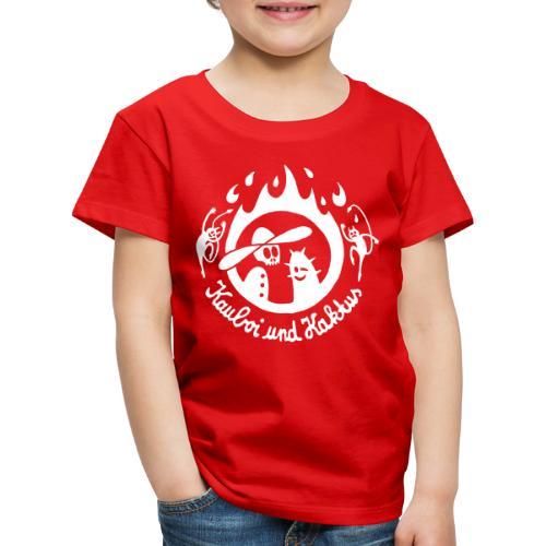 Kinder-Shirt Ring of Fire - Kinder Premium T-Shirt