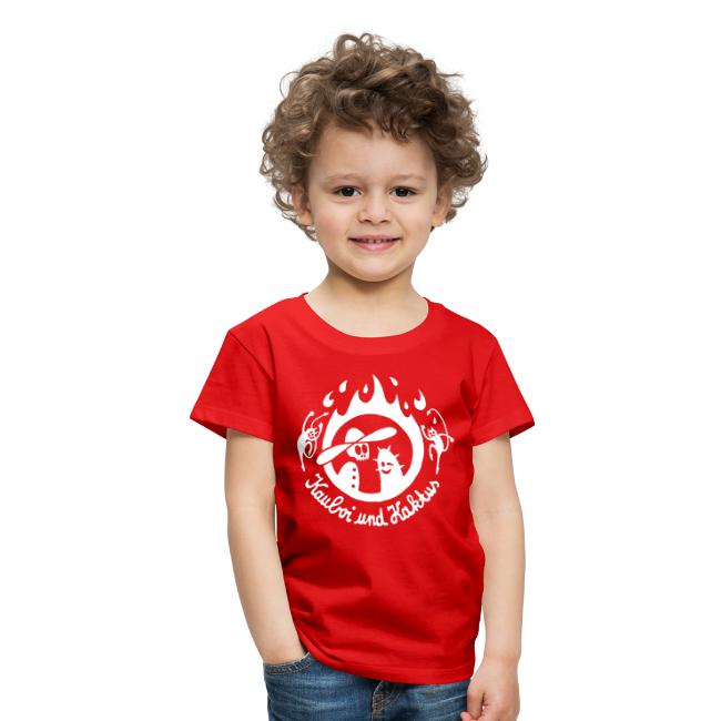 Kinder-Shirt Ring of Fire