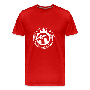 T-Shirt Ring of Fire - Männer Premium T-Shirt