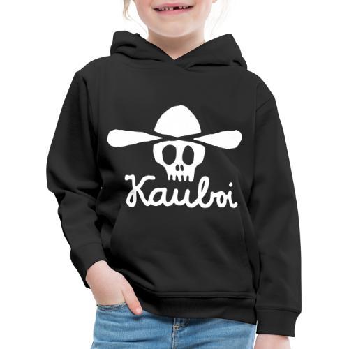 Kinder-Kapuzenpulli Kauboi - Kinder Premium Hoodie