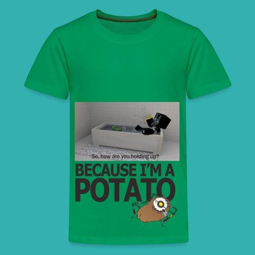 THE SHIRT - Teenage Premium T-Shirt
