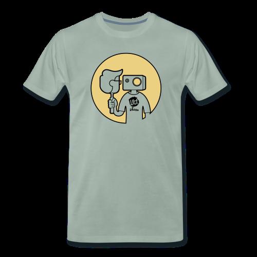reversed  wtfshirts - Mannen Premium T-shirt